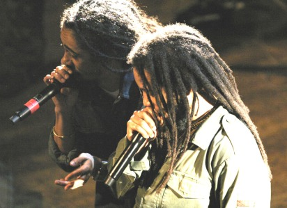 Stephen & Damian Marley LA
