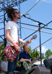 Jacob Hemphill - lead singer/guitarist