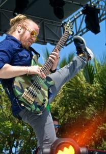 Bassist Bobby Lee