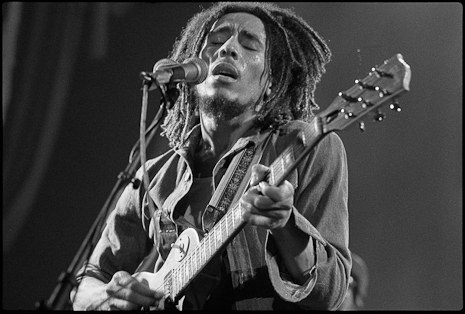 Bob Marley - Passion & Truth Photo Kate Simon