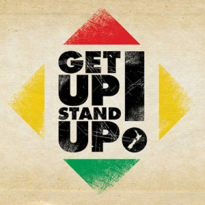 Get up stand up art for 5-11-18
