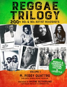 Reggae Trilogy: 200+ 80s & 90s Artist Headshots Vol. !