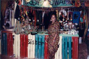 Judy Mowatt in Jamaica