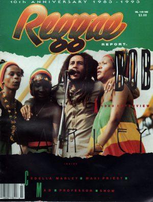 Reggae Report V11#3 1993