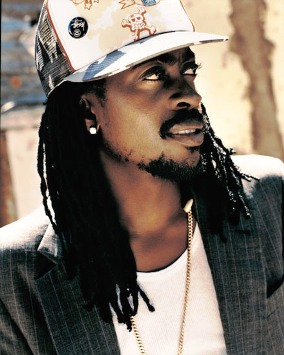 Beenie Man king of the dancehall reggae dj