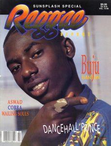 Buju Banton Cover v!0#5 1992