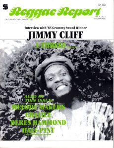 Jimmy Cliff cover by M Peggy Quattro