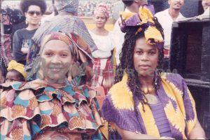 Marcia Griffiths and Judy Mowatt