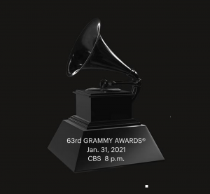 2020 grammy award logo