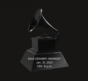 2020 grammy award logo
