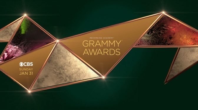 vertical grammy logo