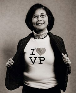 Miss Pat Chin VP Records