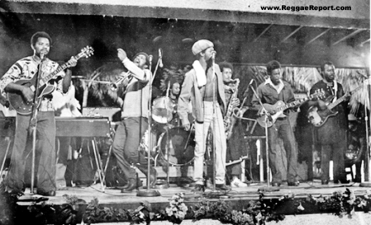 ZAP POW - Jamaica's 1st showband is still unsurpassed
