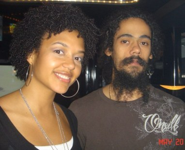 Arielle Grace and Damian Marley