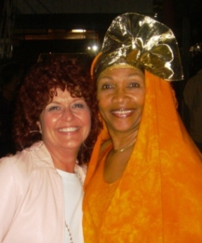 Marcia Griffiths and MPQ