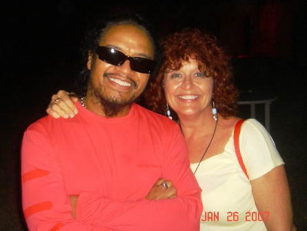Maxi Priest and MPQ