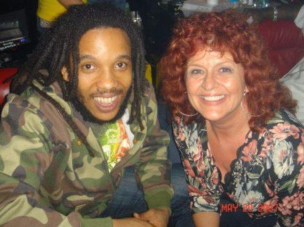 Stephen Marley and MPQ