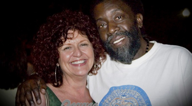 Sidney Mills (Steel Pulse) and MPQ