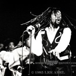 Lucky Dube at Slims. SF 1995