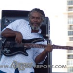 Chris Meredith -long-time bass player for Marley's