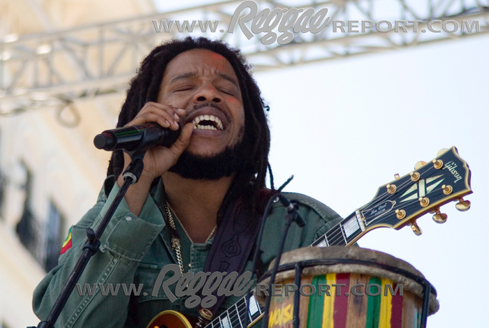 Stephen Marley kicks off Spring/Summer Tour