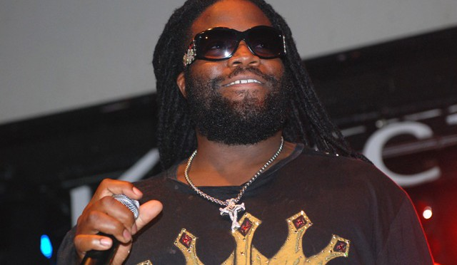 Gramps Morgan at LA's Key Club