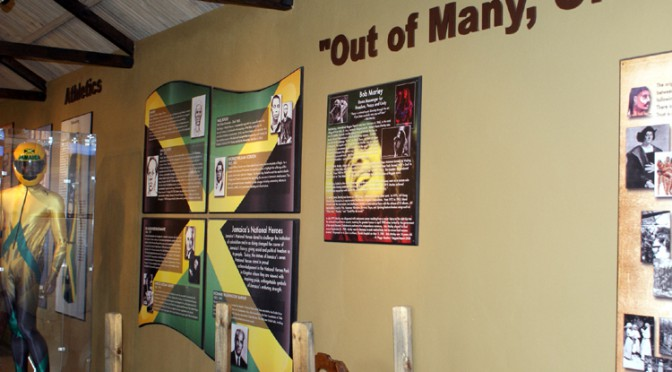 Bob Marley story at Mystic Pavillion